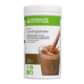 Formula 1 Zachte Chocolade shake 550 g