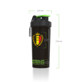 Red Devil Shaker 1000 ml