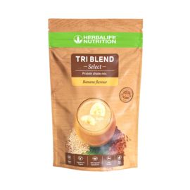 Tri Blend Select  Bananen smaak 600 g