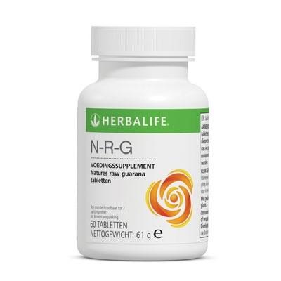 N.R.G.  60 tabletten