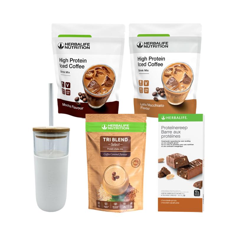 Coffee Lovers Pack met gratis beker !