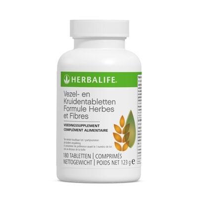 Vezel- en Kruidentabletten 180 tabletten