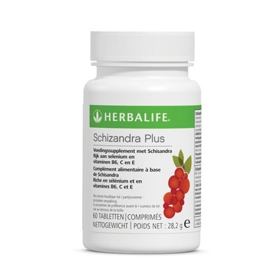 Schizandra Plus 60 tabletten