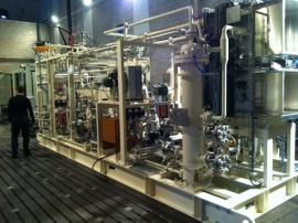 LMF off gas compressor package API 618