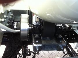 LINNIG pneumatische koppeling nokkenas PTO