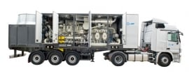 LMF Mobile compressor systems
