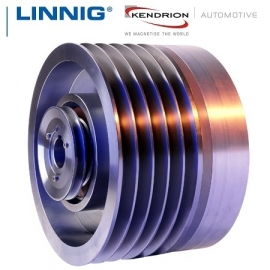 LP Pneumatic clutch