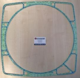 Aqualine sidecover gasket 0,50 mm