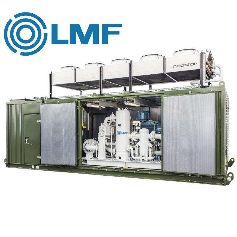 LMF Industrial compressor systems