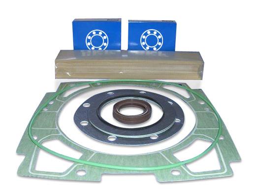 Service & spare parts Demag WITTIG