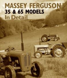 Nr.16292--16mm-- Promotie film uit jaren '50 van de toen nieuw uitgekomen Ferguson 35 tractor, zeer interessante en mooie zwartwit documentaire, Engels gesproken speelduur 20 min. compleet op spoel en in doos