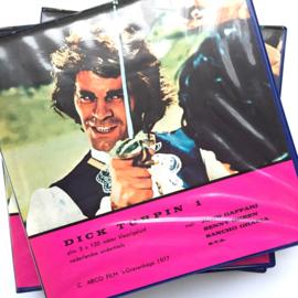Nr.7134 -- Super 8 sound --  Ben Turpin speelfilm in 3 delen van 120m., goed van kleur Engels gesproken, in de orginele dozen