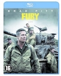 Brad Pitt FURY, de oorlogsfilm van 2015