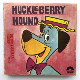 Nr.7226 --Super 8 sound--Hucklie Berry Hond Great Movie Mystery, ongeveer 60 meter kleur met Engels geluid op spoel en in orginele doos