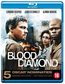 Blood Diamond 2011 Blu ray