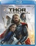 Thor The dark world blu ray