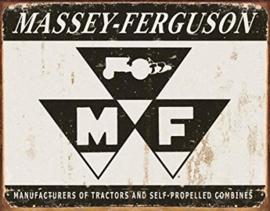 Nr.16296 --16mm-- 2000 jaar geleden, van verleden tot heden, een mooie kleuren documentaire van Massey Ferguson tractoren, speelduur 20 minuten Nederlands gesproken, op spoel en in doos