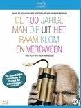 De 100 jarige man die uit het raam klom verdween blu ray