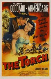 Nr.16310  -- 16mm --The Torch (1950),action, Adventure, Comedy, USA orginele mooie zwartwit copy met Engels geluid,speelduur 83 minuten,complete film met begin en end titels