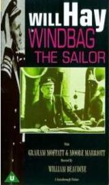 Nr. H6022 - Super 8 SOUND - Windbag the Sailor (1936)Will Hay de COMPLETE film speelduur 87minuten | Comedy | December 1936 (UK) zwartwit Engels gesproken