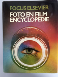 Focus Elsevier Foto en film encyclopedie, 784 pagina's Hardcover ISBN 90 1003743 6