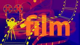 H064 --16mm-- Lied der Prärie, prachtige Animatie/poppenfilm mooi van kleur met veel muziek, speelduur ca.20 min. compleet op spoel en in doos