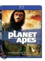 Planet of the Apes, Blu-ray  speelduur 112:00 minuten