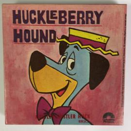 Nr.6774 -Super 8 SOUNS-- Huckle Berry Hound, ca 50 meter kleur geluid in orginele doos