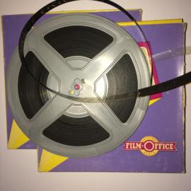 Nr.1212 --9,5mmfilm-- Le cavalier cyclone - Harry L. Fraser - 1938  western bestaat uit 2 reels a 120 meter zwartwit silent in orginele Film Office dozen