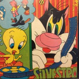 Nr.6813 --Super 8 SOUND Fog Leghorn in Raw Roost, tekenfilm kleur met Engels geluid oongeveer 60 meter in orginele doos