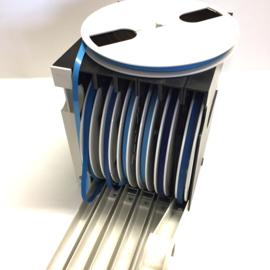 7 stuks Scott recorder banden 18 cm in 7 cassette's, prijs per 7 stuks