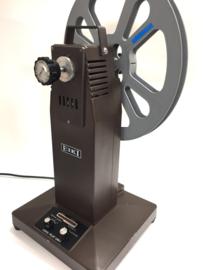 Eiki Longplay Unit voor 1800 meter spoelen, electromoter control Manually selectable starting torque, deze unit is getest en in zeer goede staat, wordt geleverd in kist met operators manual,geschikt voor de meeste film projectoren
