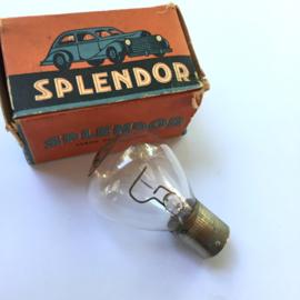 Nr. R299  Splendor lamp 12V 25W, Ba 15S 8038