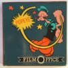Nr.16444 --16mm-- Popey in Service with a Guile 1946, speelduur 6 minuten, mooi van kleur, Engels geluid,compleet met begin/end titels op spoel en in doos