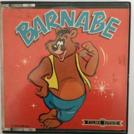 Nr.734 --Super 8 SOUND, Barney the Bear,wordt gestoort Warner Bros merry Melodies, 60 meter kleur Engels geluid in orginele doos