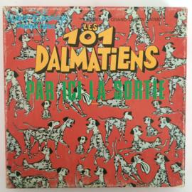 Nr.6701 -- Super 8 SOUND -- 101 Dalmatiens, Walt Disney, 45 meter mooi van kleur met  geluid in orginele doos