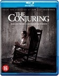 The Conjuring 2013, horror blu ray