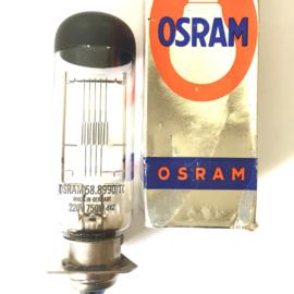 Nr. R271 projectielamp Osram 58.8990/1C 220V 750W