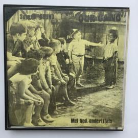 Nr.7148 --Super 8 sound-- Spanky in het weeshuis, zwartwit 120 meter met Engels geluid, Ned.ondertitels in orginele doos