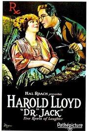 Nr. H6026 - Super 8 Sound -- Harold Lloyd in  Dr. Jack (1922)De COMPLETE film speelduur 42 min. | Comedy | 26 November 1922 (USA) zwartwit met toegevoegd geluid, 2 reels a 120 meter