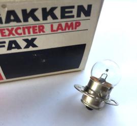 Nr. R333  Gakken Exciter lamp 12v 1.25a