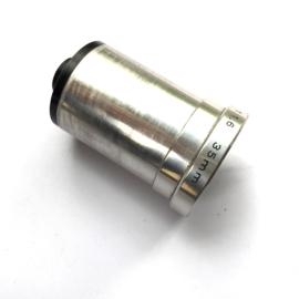 Nr. LE-116 --16mm Projectielens  Astro-Kino-Color IV 1,6 / 35mm voor extra groot beeld voor 16mm projectoren, diameter 42,5mm, o.a. voor Eiki, Bauer Siemensetc.