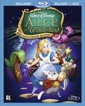 Blu-ray disk Walt Disney's  Alice in Wonderland, Disney tekenfilm met Ned.ondertitels