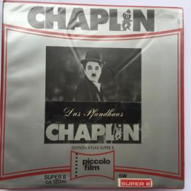 Nr.7146 -- The Pawnshop, Charlie Chaplin, 120 meter silent in orginele doos