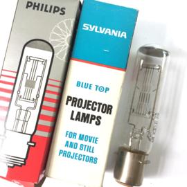 Nr. R250 projectielamp Philips/Sylvania 220V 500W P28S Philips 6152C/05 Sylvania SYL-7