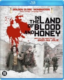 In the land of blood and honey Blu ray
