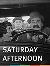 Nr.6574 - Super 8 silent Saterday Afternoon, Harry langdon, zwartwit orgineel Silent 120m. spoel in orginele doos