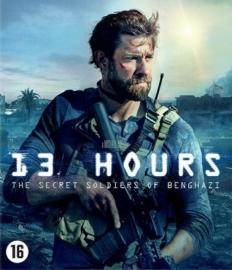 13 Hours, blu-ray