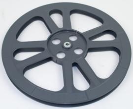 16 mm -- losse spoel voor ca.650 meter 16mm film , per stuk