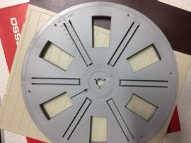 *SUPER 8 spoelen 240 meter automatische spoelen (diameter 24,8 cm)  van Posso in doos